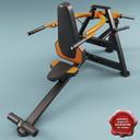 Tricep Dip Machine 3D models