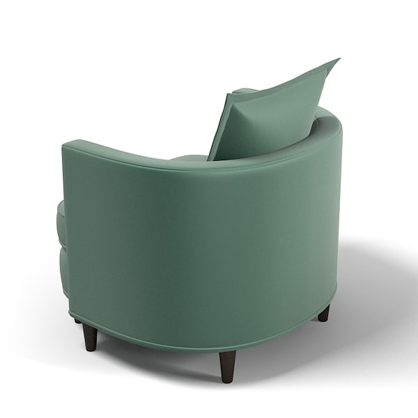 Peachy Edward Ferrell Lewis Mittman Paramount Tufted Club Chair Modern Contemporary Armchair Download Free Architecture Designs Xerocsunscenecom