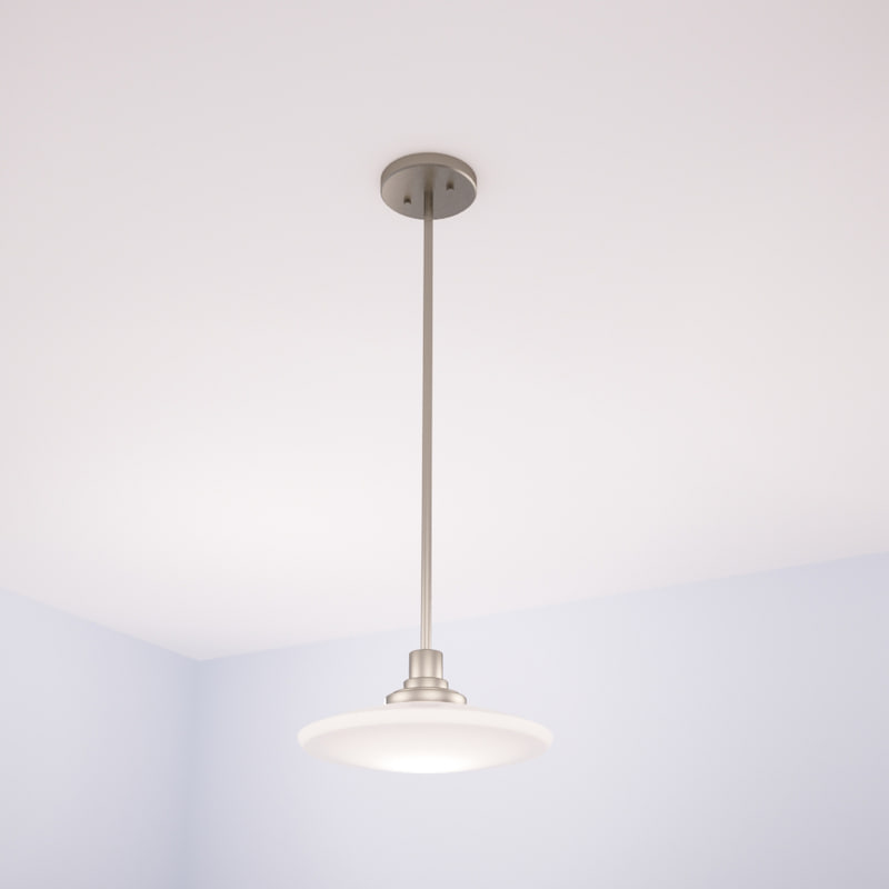 kichler structures pendant light 3d model