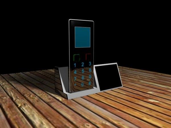 phone future c4d free