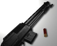 free 3ds mode 870 12 pump shotgun