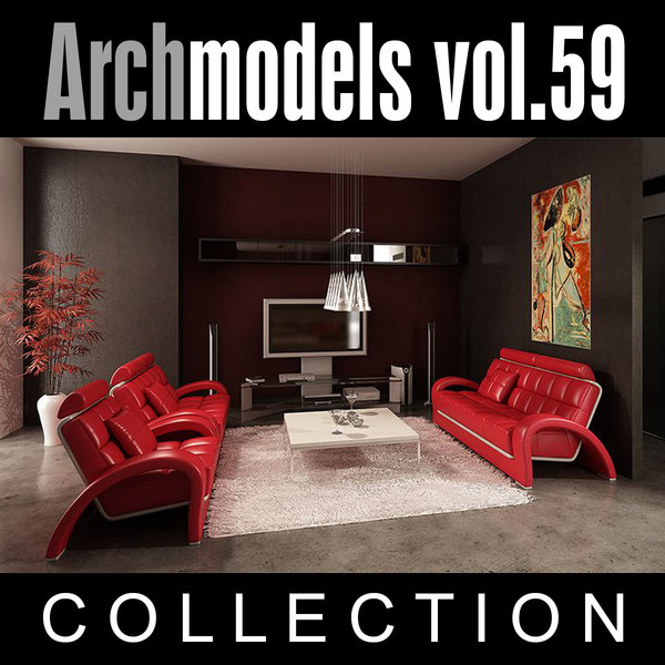 max archmodels vol 59