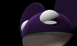 3dsmax deadmau5 head