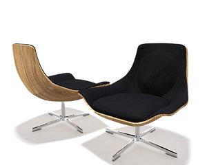 matteo grassi chair 3d model