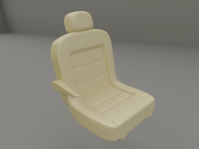 autochair 3d max