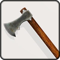 Slavic Battle Axe