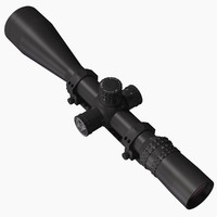 Nightforce NXS 3.5-15x50 Optical Sight Scope