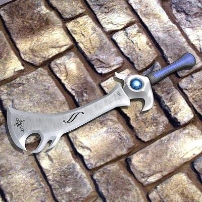 3ds blade