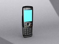 3d samsung e250v model