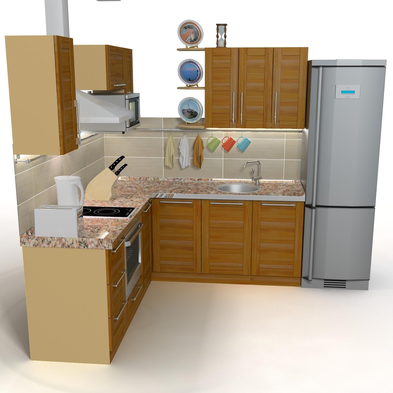 Kitchen Furniture 3d Models Now @house2homegoods.net