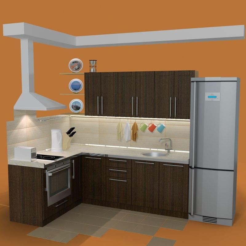 corner kitchen max