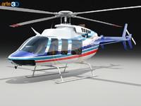 Bell 407 - Civilian