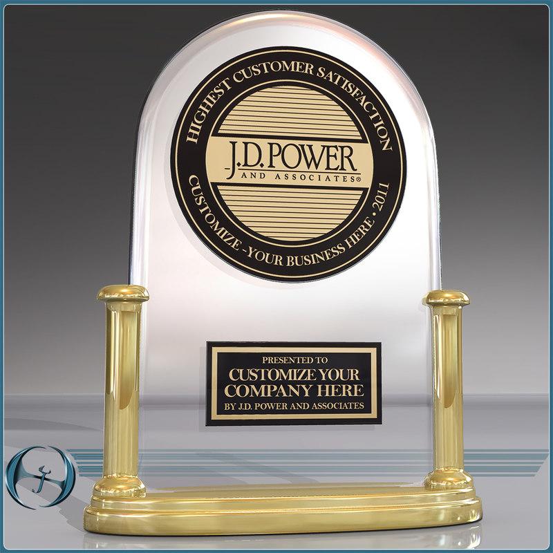 3d j d power award