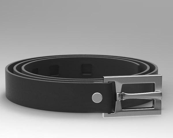 max leather belt