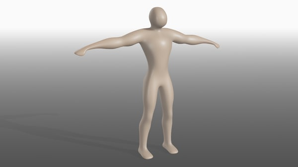 free sss smooth 3d model