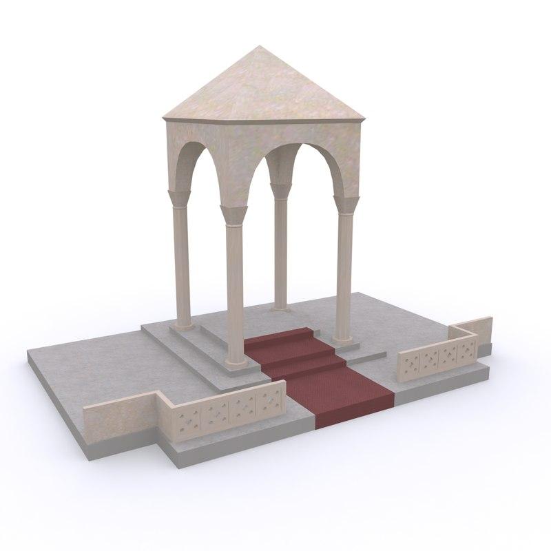 max altar