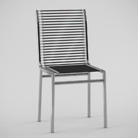 rene herbst chair 3d max