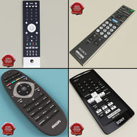 Remotes Collection V4