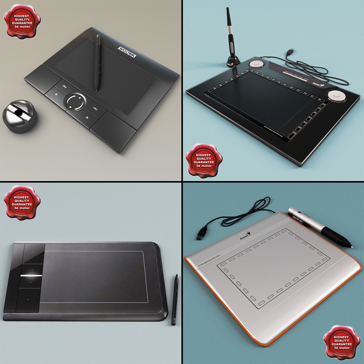 graphic tablets c4d