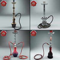 Hookahs Collection V2