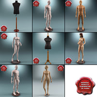 Mannequins Collection