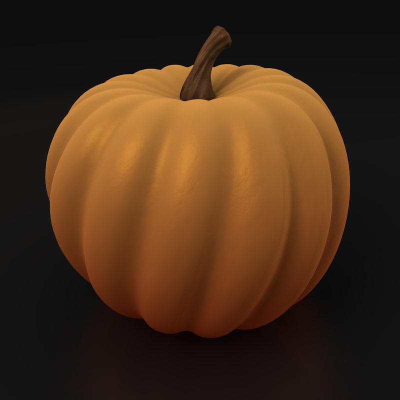 pumpkin 3d 3ds