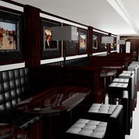 3ds seating irish bar