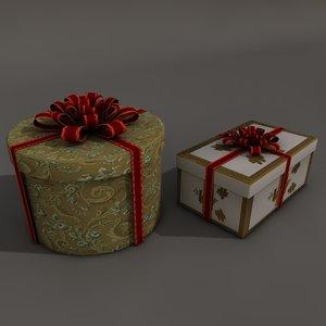 obj gifts square box