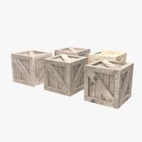 max wooden crates