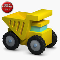 construction icons 14 tipper 3d max