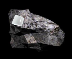 diamond lode 3d model