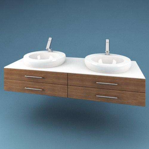 obj bathroom sink