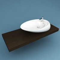 Bathroom Sink Simas wb056