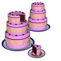 cake obj