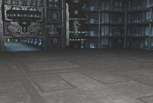 galaxy hanger 3d lwo