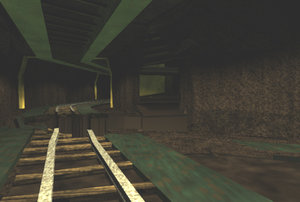 shaft section lwo