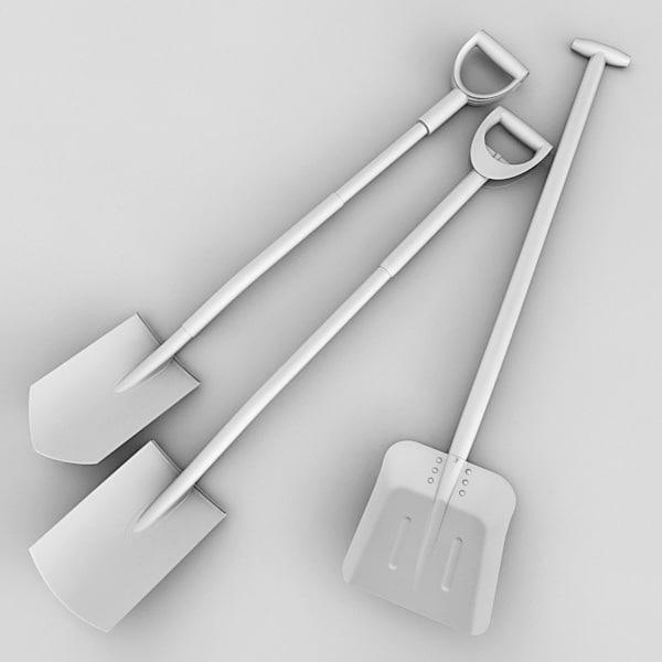 shovel pack 3ds