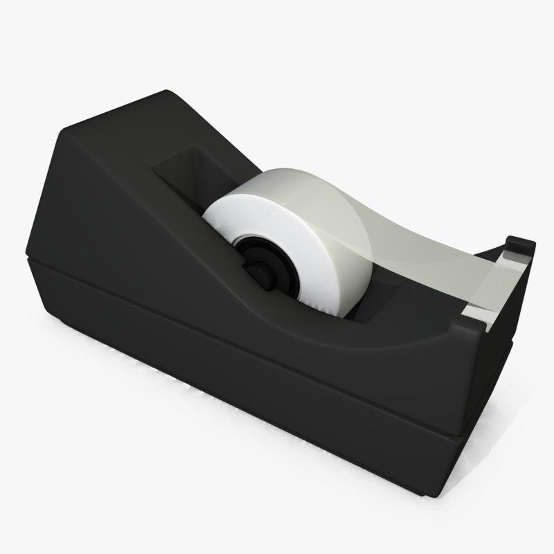 3ds tape dispenser