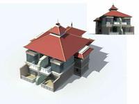 exterior rendering max