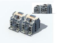 3d model exterior rendering 1