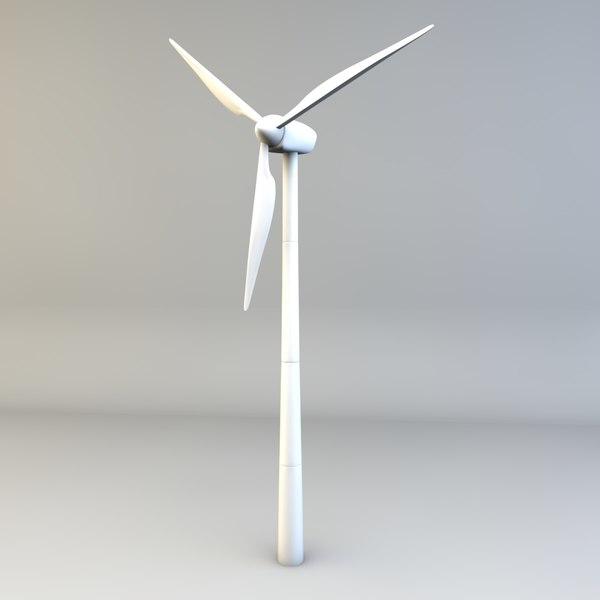 xpresso turbine 3d model