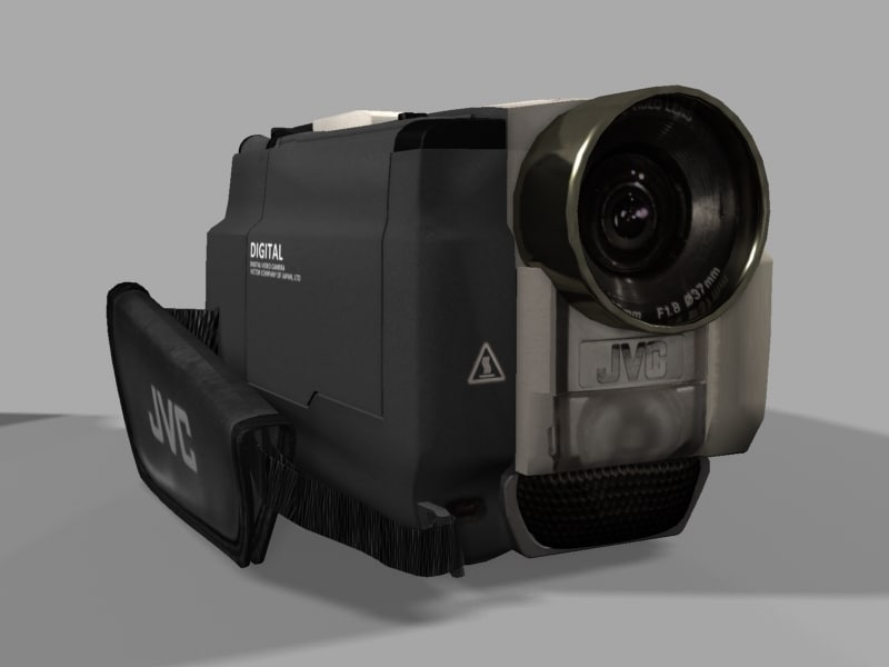 3d mini dv camcorder jvc model
