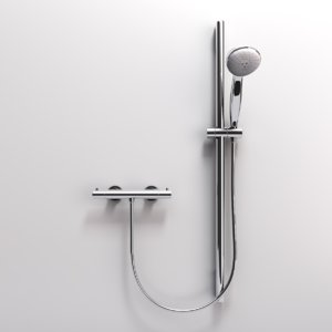 shower max