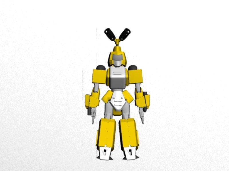 max robot metabee