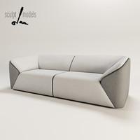 slice sofa max