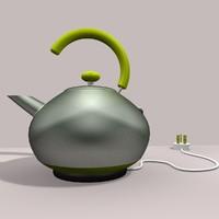3d kettle 6 model