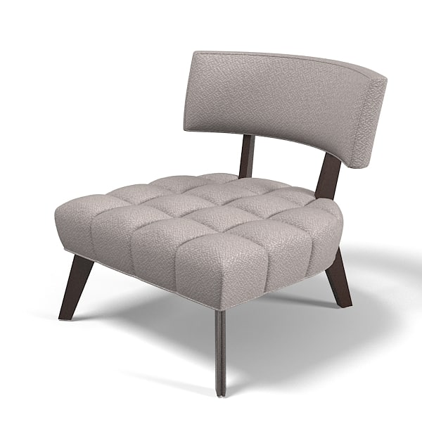 3d brentwood hostess chair