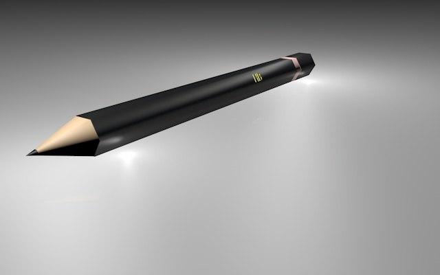3d pencil artist hb
