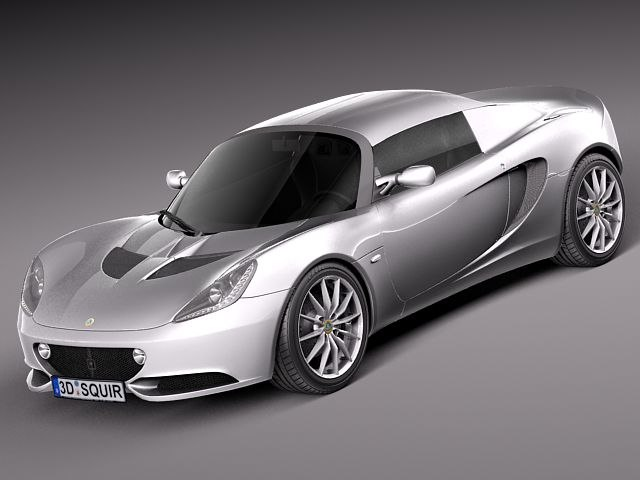 3ds max elise s 2012 sport