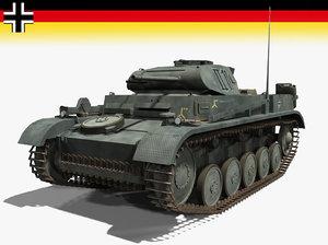 3d ii german armor